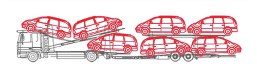 Samochody gabarytów zbliżonych do Crysler Voyager
