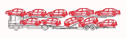 Samochody małych rozmiarów + segmentu sedan premium