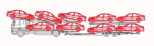 Samochody klasy średniej sedan